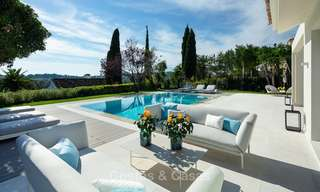 Charming renovated luxury villa for sale in the Golf Valley, ready to move in - Nueva Andalucia, Marbella 9406