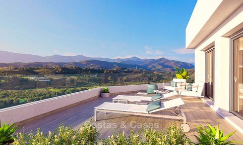 New contemporary luxury apartments for sale on the New Golden Mile, Marbella - Estepona 9859