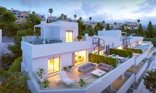 New contemporary luxury apartments for sale on the New Golden Mile, Marbella - Estepona 9860