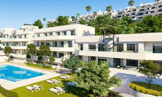 New contemporary luxury apartments for sale on the New Golden Mile, Marbella - Estepona 9861