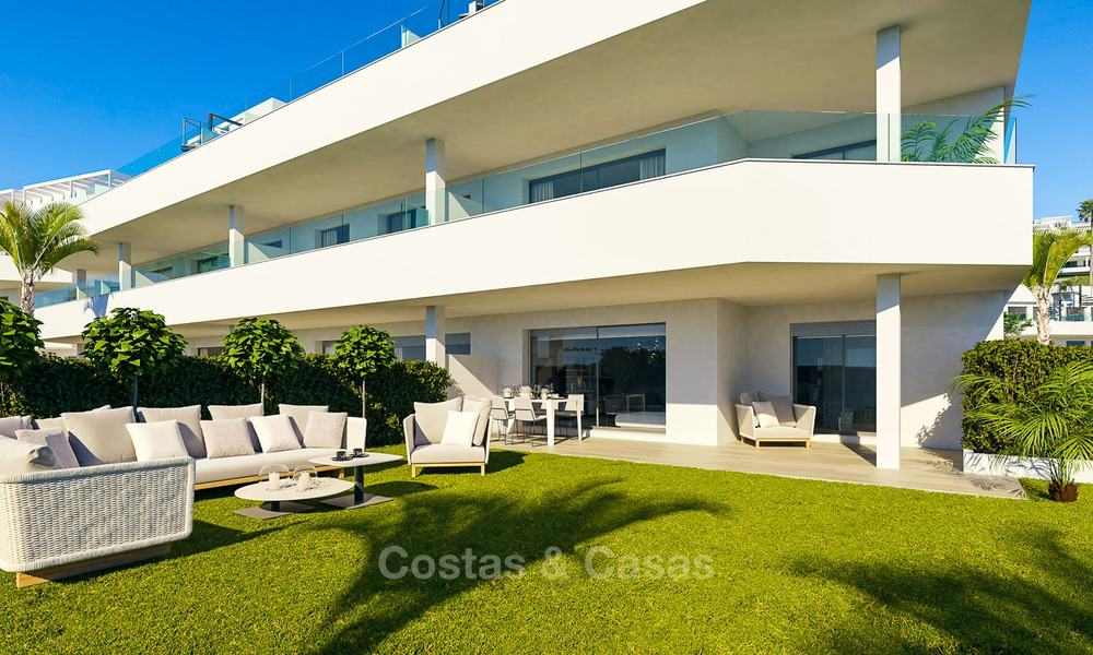 New contemporary luxury apartments for sale on the New Golden Mile, Marbella - Estepona 9862
