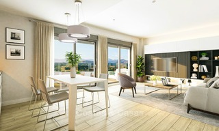 New contemporary luxury apartments for sale on the New Golden Mile, Marbella - Estepona 9863