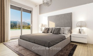 New contemporary luxury apartments for sale on the New Golden Mile, Marbella - Estepona 9865