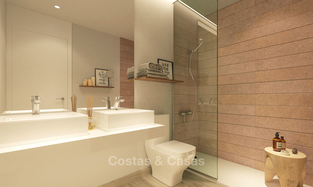 New contemporary luxury apartments for sale on the New Golden Mile, Marbella - Estepona 9866