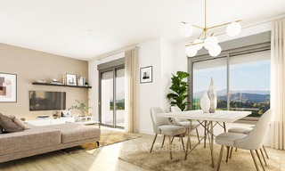 New contemporary luxury apartments for sale on the New Golden Mile, Marbella - Estepona 9867