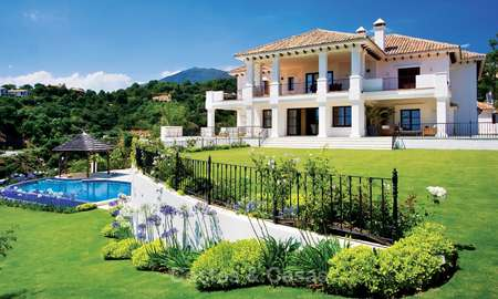 Major price reduction! Exclusive Villa for sale in La Zagaleta, Marbella - Benahavis 9153
