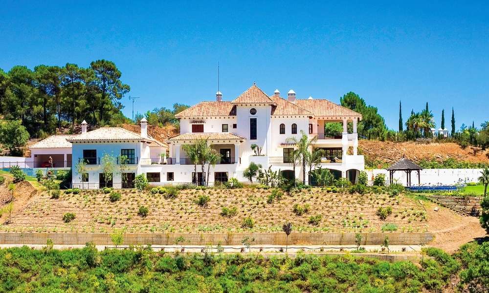 Major price reduction! Exclusive Villa for sale in La Zagaleta, Marbella - Benahavis 9154