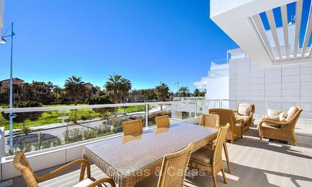 Ready to move in brand new beachside modern penthouse apartment for sale, walking distance from the beach and town centre - San Pedro, Marbella 10198