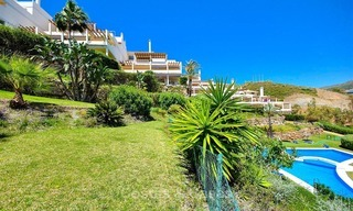 Spectacular penthouse apartment with panoramic sea views for sale, Nueva Andalucía, Marbella 10376