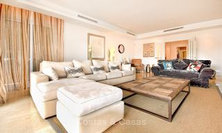 Magnificent luxury 6 - bedroom apartment in an exclusive complex for sale on the prestigious Golden Mile, Marbella 10384