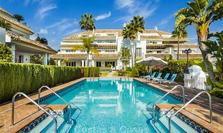 Magnificent luxury 6 - bedroom apartment in an exclusive complex for sale on the prestigious Golden Mile, Marbella 10407