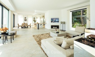 Opulent modern contemporary luxury villa for sale in the Golf Valley of Nueva Andalucia, Marbella 10441