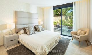 Opulent modern contemporary luxury villa for sale in the Golf Valley of Nueva Andalucia, Marbella 10442