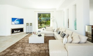 Opulent modern contemporary luxury villa for sale in the Golf Valley of Nueva Andalucia, Marbella 10445