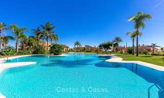 Luxury penthouse apartment with amazing panoramic sea and mountain views for sale, Benahavis, Marbella 10542