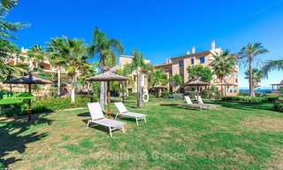 Luxury penthouse apartment with amazing panoramic sea and mountain views for sale, Benahavis, Marbella 10546