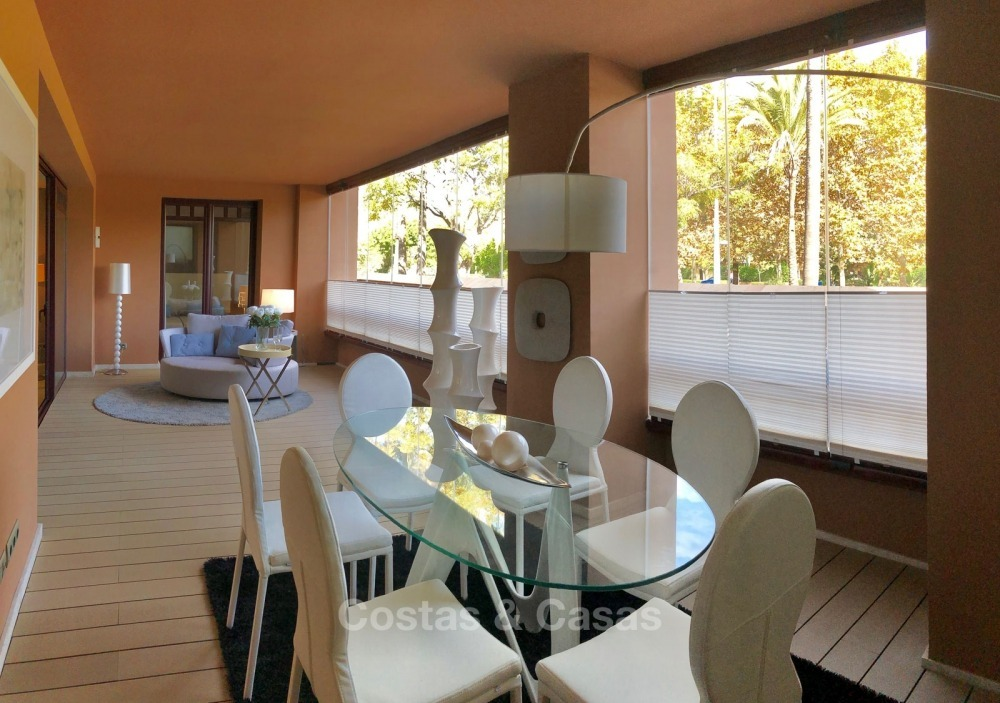 Opportunity: attractively priced quality apartment in a luxury beachfront complex for sale – San Pedro, Marbella 10740
