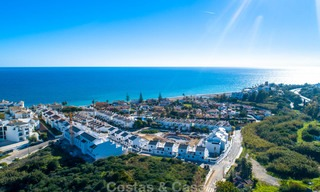 New modern beachside apartments for sale, ready to move in, Estepona 11014