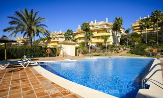 Luxury apartments and penthouses for sale with stunning golf and sea views - Elviria, Marbella 11047