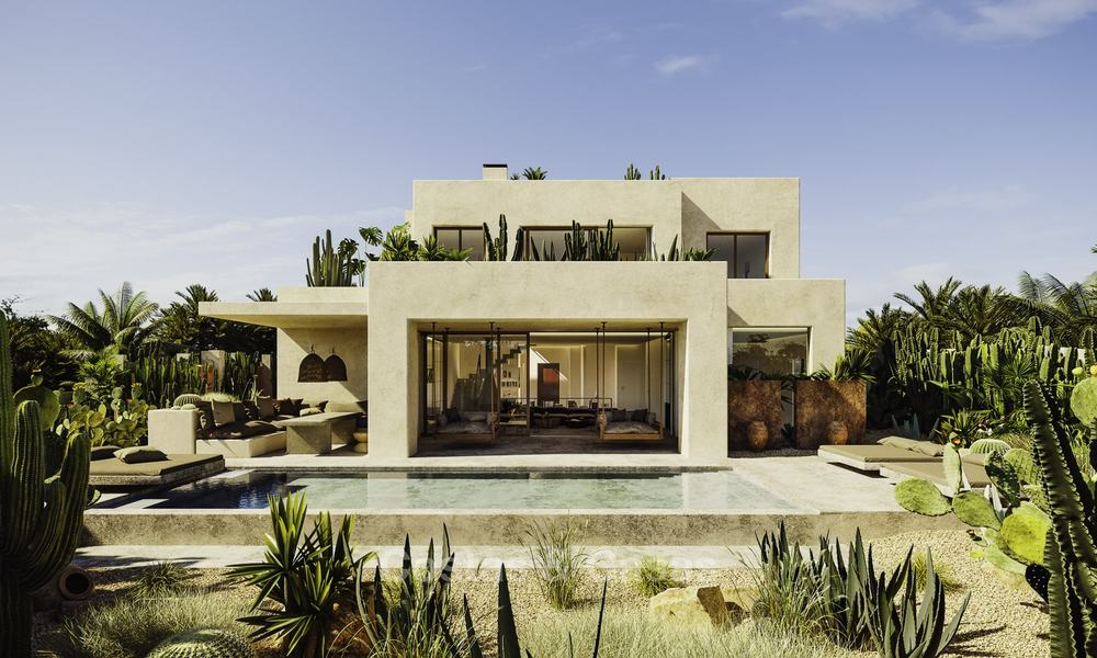 Exquisite modern luxury villa for sale, beachside Los Monteros, East Marbella 11750