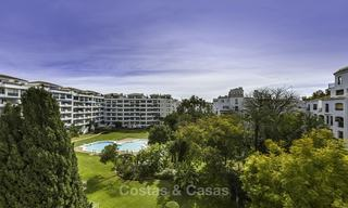Fully renovated beachside luxury apartments for sale, ready to move into, in the centre of Puerto Banus, Marbella 11898