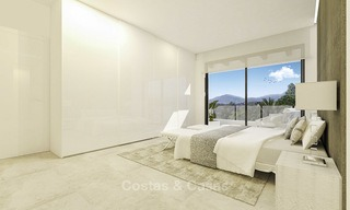 Ravishing modern luxury villa on a prominent golf course for sale, Mijas, Costa del Sol 12390