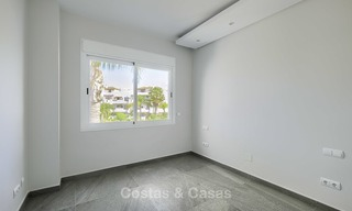 Fully redesigned and renovated beachside apartment for sale, between Estepona and Marbella 12481