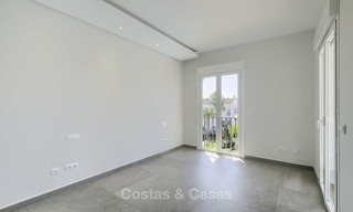 Fully redesigned and renovated beachside apartment for sale, between Estepona and Marbella 12482