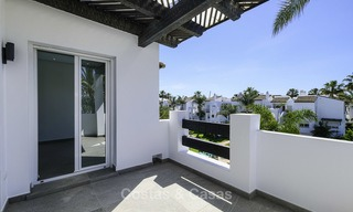Fully redesigned and renovated beachside apartment for sale, between Estepona and Marbella 12485