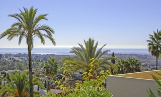 Spacious luxury apartments and penthouses with sea view for sale in Nueva Andalucia, Marbella 12779