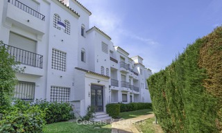Fully renovated beachside penthouse apartment for sale on the New Golden Mile, between Estepona and Marbella 12807