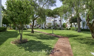 Fully renovated beachside penthouse apartment for sale on the New Golden Mile, between Estepona and Marbella 12808