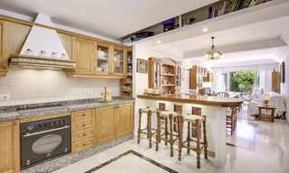 Attractively priced and well located garden apartment for sale, walking distance to the beach, amenities and Puerto Banus - Nueva Andalucia, Marbella 13082