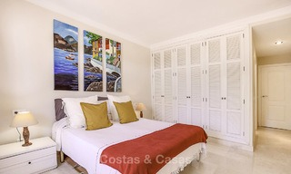 Attractively priced and well located garden apartment for sale, walking distance to the beach, amenities and Puerto Banus - Nueva Andalucia, Marbella 13084