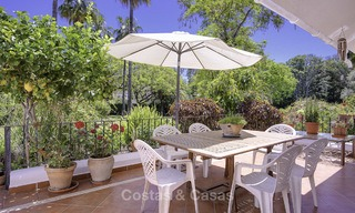 Attractively priced and well located garden apartment for sale, walking distance to the beach, amenities and Puerto Banus - Nueva Andalucia, Marbella 13094