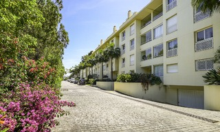 Nice frontline beach apartment with outstanding sea views for sale in a high standard complex, Cabopino, Marbella 13012