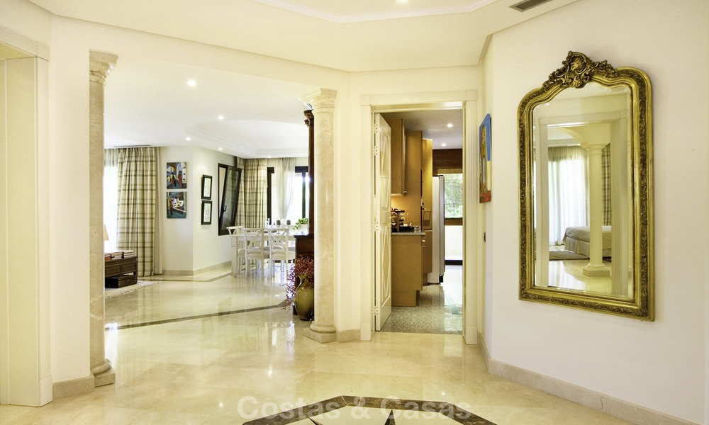 Spacious exclusive apartments and penthouses for sale in Nueva Andalucia, Marbella 13116