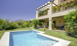 Spacious exclusive apartments and penthouses for sale in Nueva Andalucia, Marbella 13117