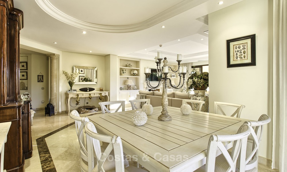 Spacious exclusive apartments and penthouses for sale in Nueva Andalucia, Marbella 13126