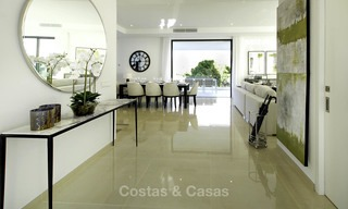 Magnificent new contemporary luxury villas with stunning sea views for sale, Benahavis, Marbella 13450