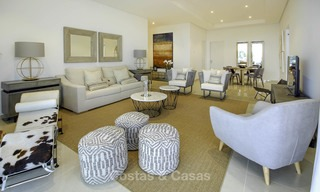 Magnificent new contemporary luxury villas with stunning sea views for sale, Benahavis, Marbella 13456