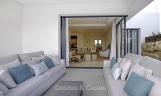 Magnificent new contemporary luxury villas with stunning sea views for sale, Benahavis, Marbella 13457