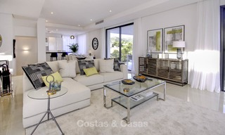 Magnificent new contemporary luxury villas with stunning sea views for sale, Benahavis, Marbella 13459