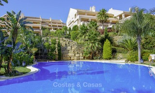Albatross Hill: Apartments and penthouses with sea view for sale in Nueva Andalucia, Marbella 13383