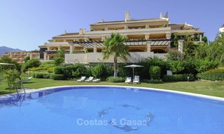 Albatross Hill: Apartments and penthouses with sea view for sale in Nueva Andalucia, Marbella 13384