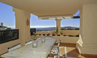 Albatross Hill: Apartments and penthouses with sea view for sale in Nueva Andalucia, Marbella 13392