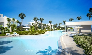 One-of-a-kind New Modern 4-bed Designer Apartment for Sale, Ready to Move into, in Luxury Resort in Marbella - Estepona 13464
