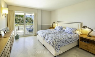 Very luxurious 4 bed penthouse apartment for sale in an exclusive beachfront complex, Puerto Banus, Marbella 13668