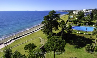 Apartments and Penthouses for sale in a luxury beach complex on the New Golden Mile, between Marbella and Estepona 13781
