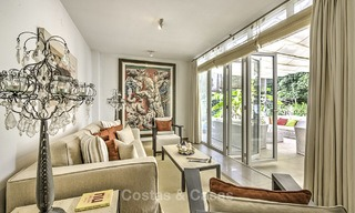 Charming fully renovated villa for sale in the heart of the Golf Valley, Nueva Andalucia, Marbella 13851